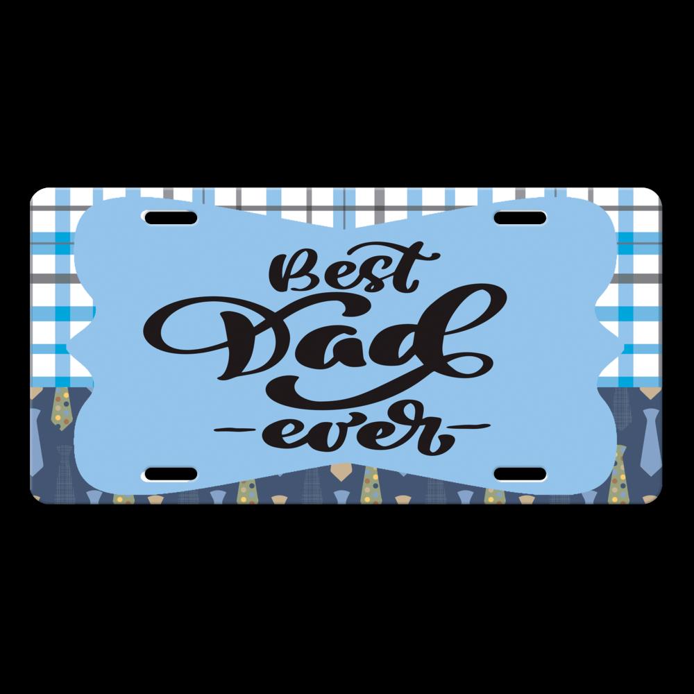 LicensePlate dad design-v1