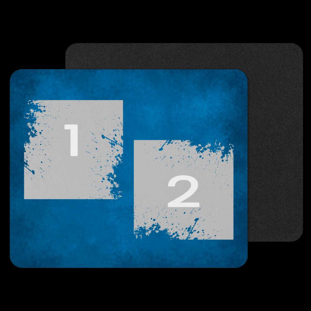 MousePad 2 square masks BLANK