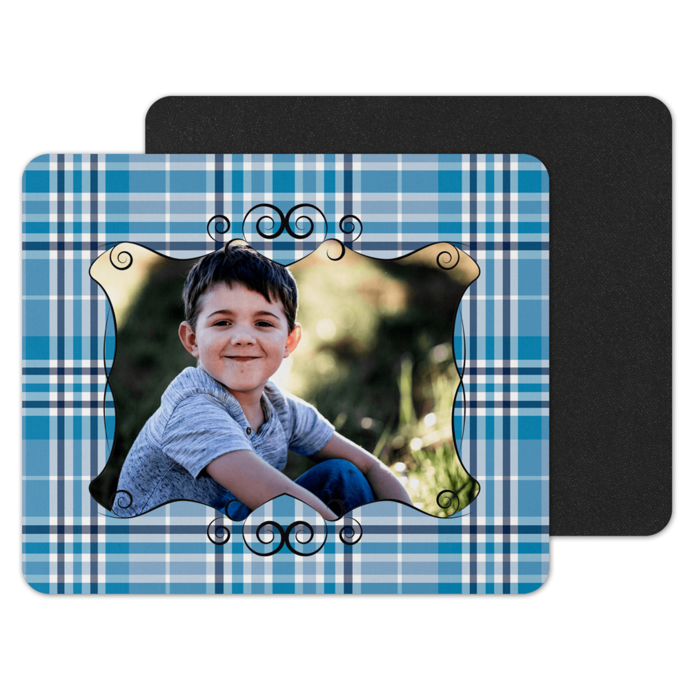 MousePad Fancy Frame 1 WITH PHOTO